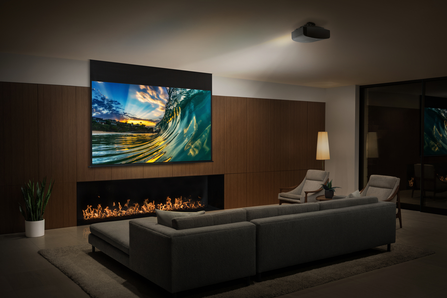 Should I Use a Projector or a TV for My Home Theater?