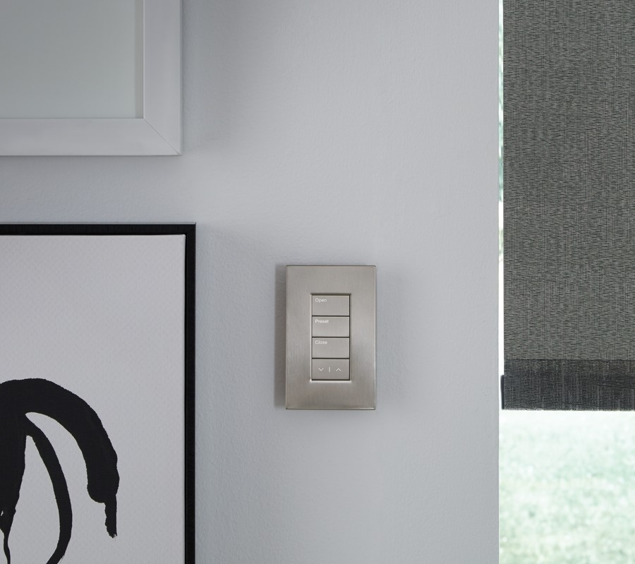 Everything to Know about Lutron's Palladiom Shading System