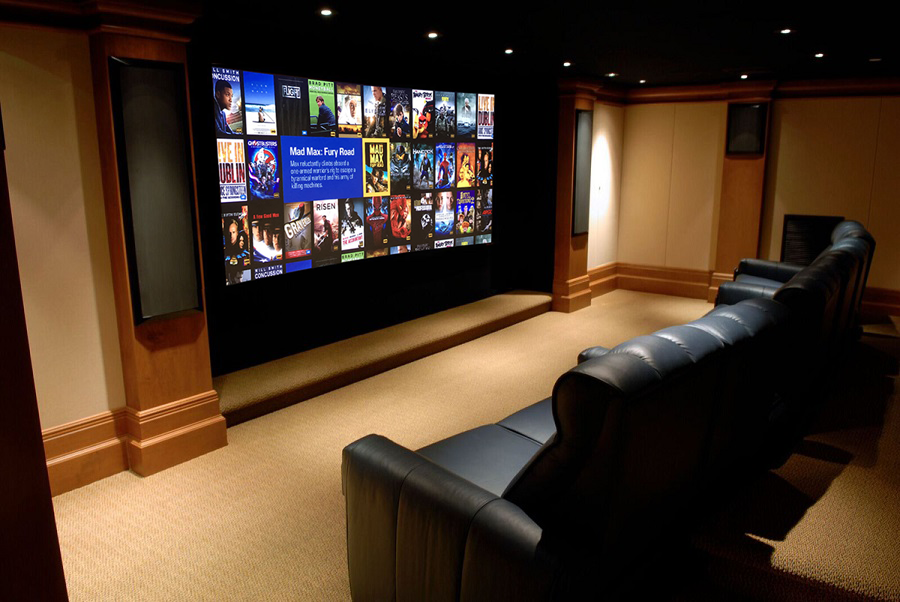 Make Any Room A Home Theater with These Hidden Technologies