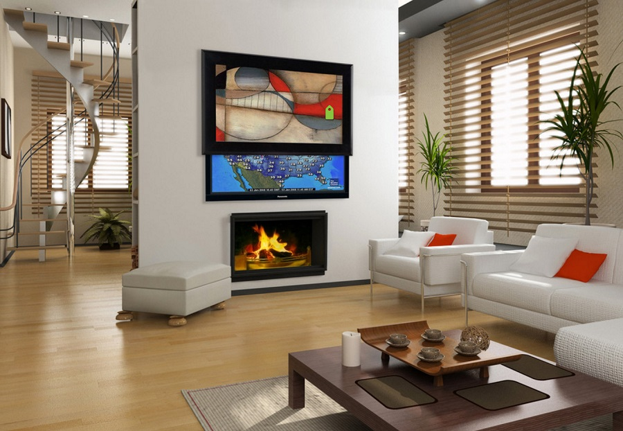 Preserve the Beauty of Your Home with Hidden Technology